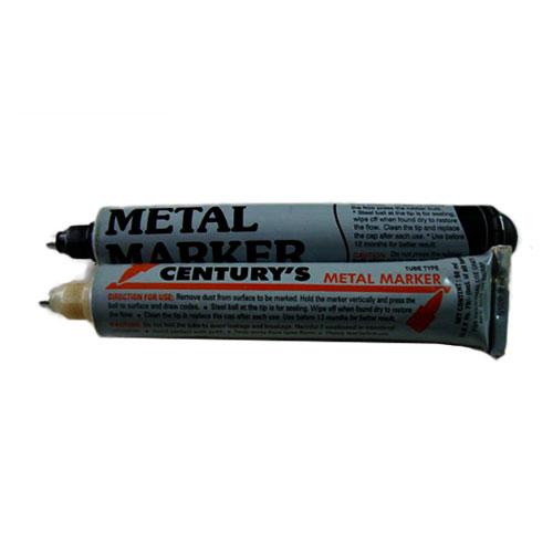 Century's metal marker