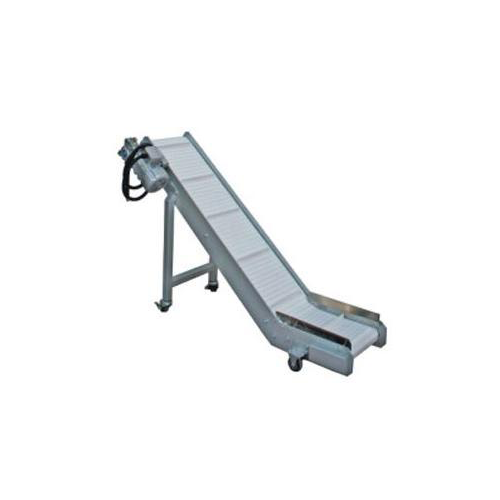 Output conveyor for packing