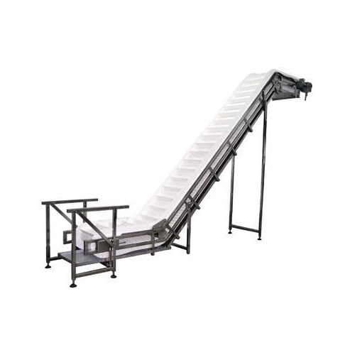 Climbing Conveyor for material_2