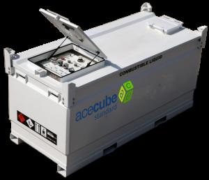 Acecube standard  premium transportable fuel tanks (950 ltr – 10000 ltr)