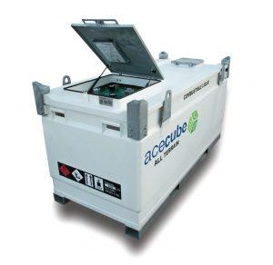 Acecube all terrain  premium transportable  fuel tanks (950 ltr – 10000 ltr)