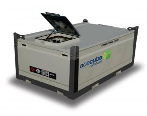 Acecube off-shore  premium transportable  fuel tanks (950 ltr – 3000 ltr)