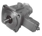 Variable vane pumps + gear pumps