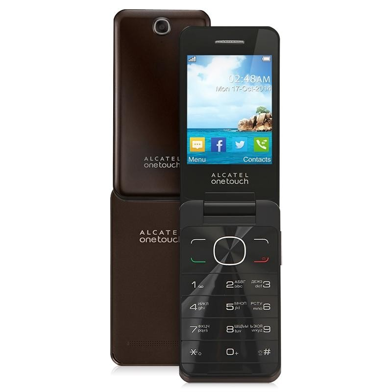 ALCATEL OT 2012D DUAL SIM 16MB DARK CHOCOLATE_3