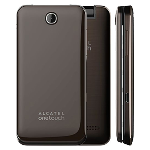 ALCATEL OT 2012D DUAL SIM 16MB DARK CHOCOLATE_4