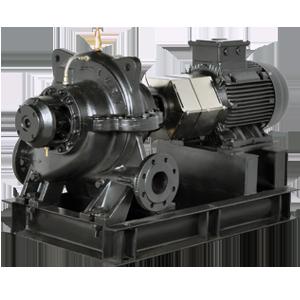 Horizontal split case pump 50 hz