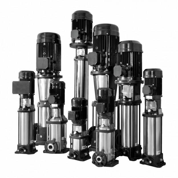 Vertical multistage pump 50 hz