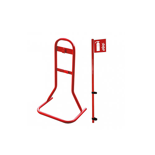 Extinguishers stands (s1)