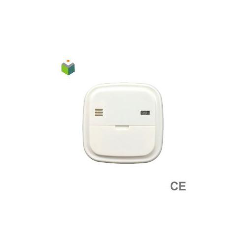 Smart home zigbee smoke detector