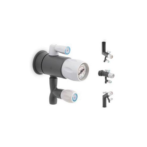 Linestar point-of-use regulator