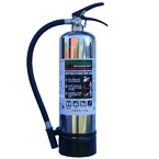 Fe36 clean agent fire extinguisher