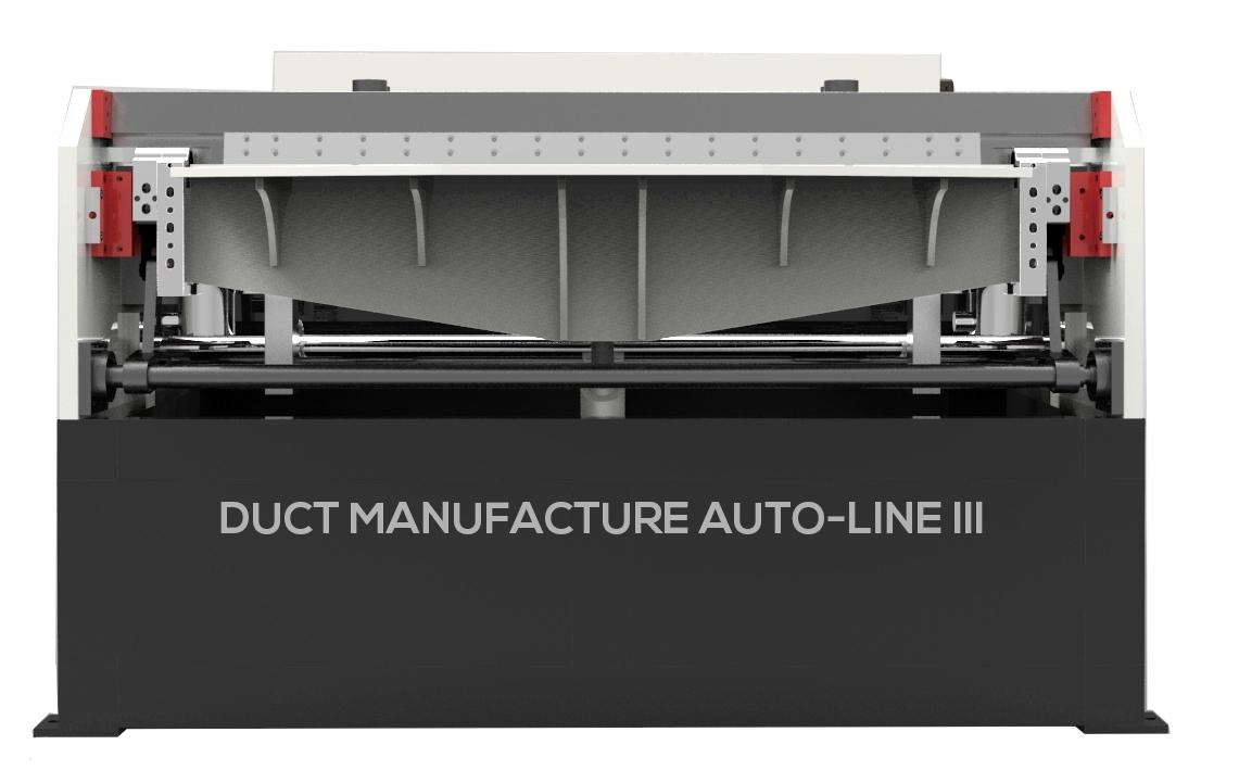 Aml-iii - duct manufacture line iii