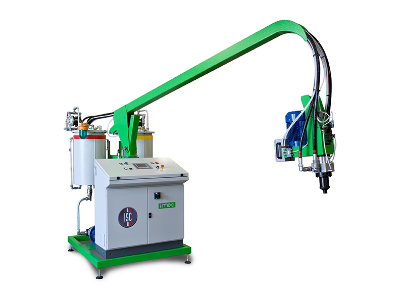 IMIX SERIES- LOW PRESSURE FOAMING MACHINE