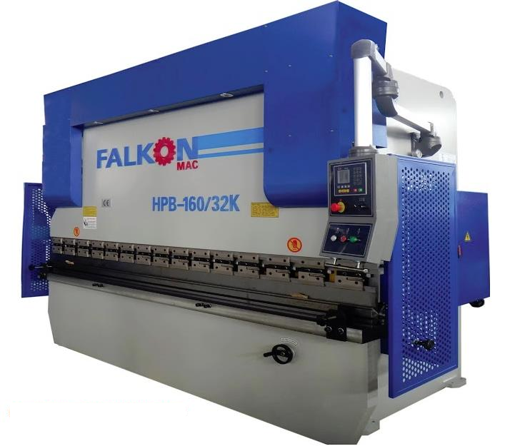 Hydraulic Press Brake Machine_2