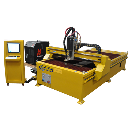 GSII-3015TD. - TABLE TYPE CNC PLASMA CUTTING MACHINE