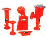 Fixed foam equipments