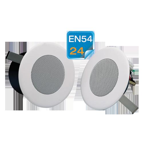 Ceiling speakers - en 54-24