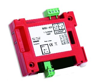 Addressable module 1 technical input