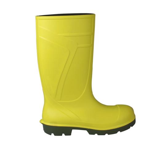 U002-Yellow PU BOOTS_2
