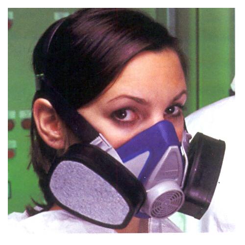 Advantage 200 ls half mask