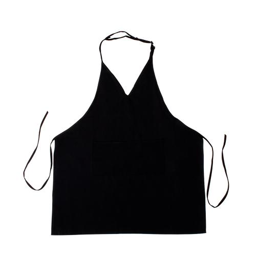 Split buffing apron 2