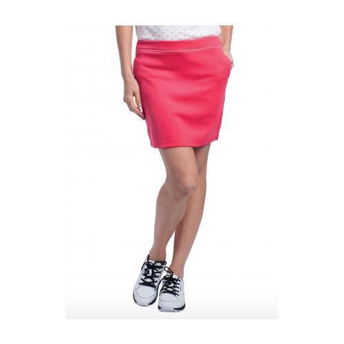 Lisa ladies basic stretch skirt