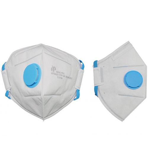 Aero pro ap0069v ffp1 c-shaped fine dust mask (exhalation valve type)