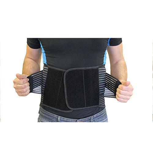 Heavy-duty back support belt