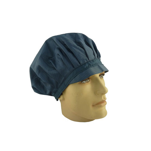 Cleanroom head protection