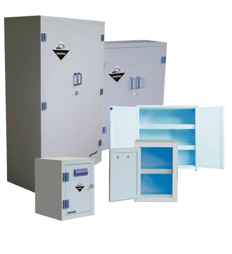 Polypropylene cabinet, acid & corrosive cabinet - zyp