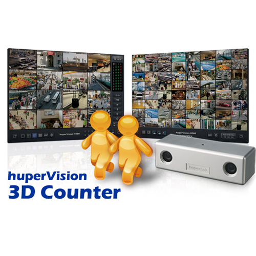 Huperlab 3d counter
