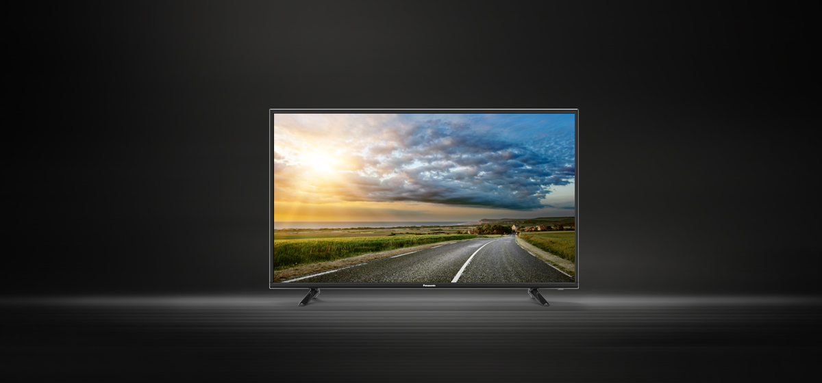Th-40d300s led & lcd tv