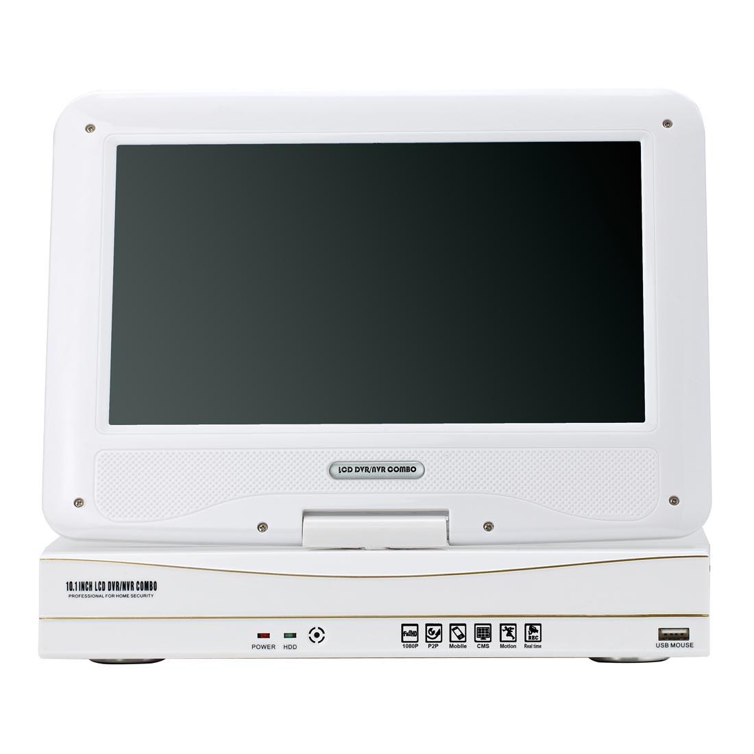 Nvr network video recorder(nvr 6810-a2 w)