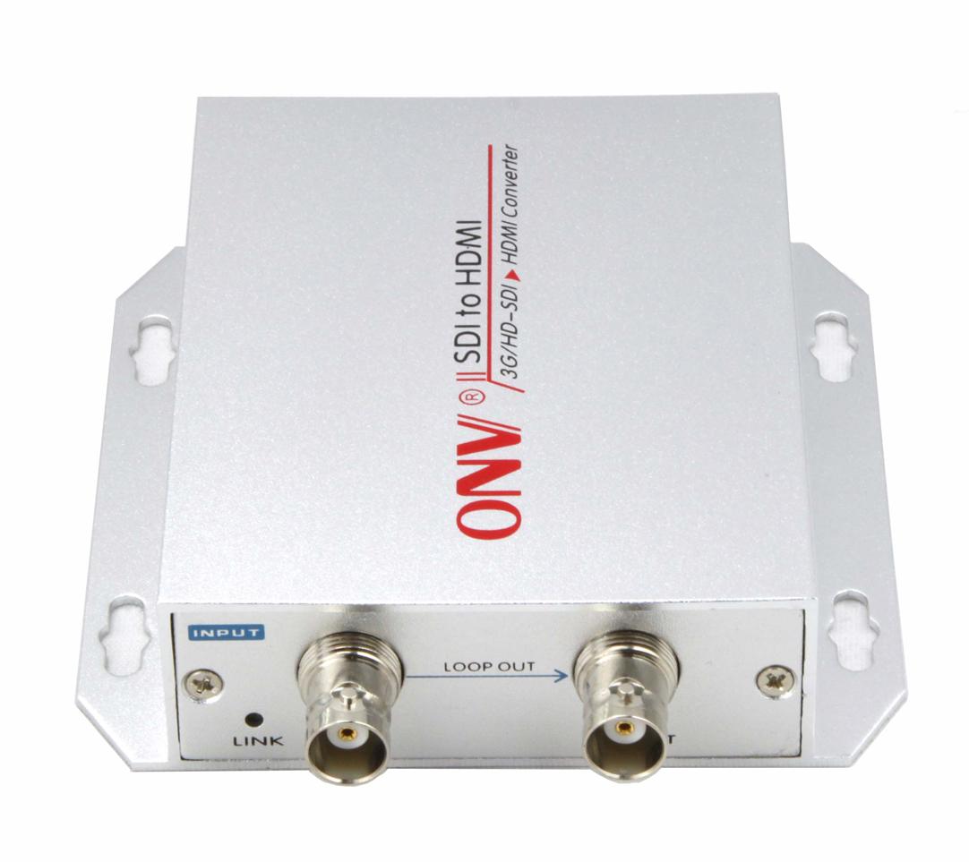 Optical transceiver onv-sdi-hdmi dvi
