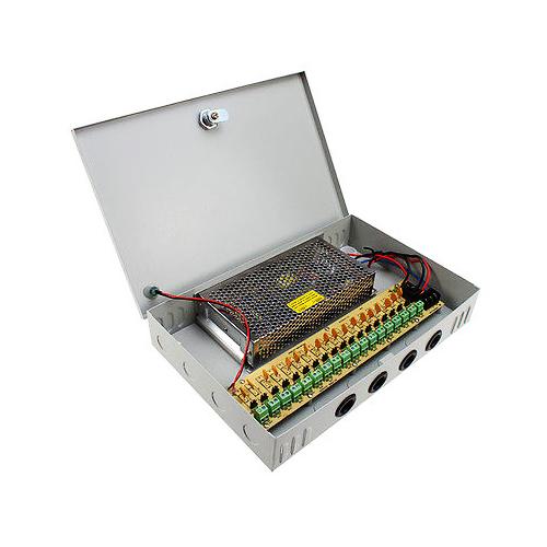 12v 10a 18ch power box
