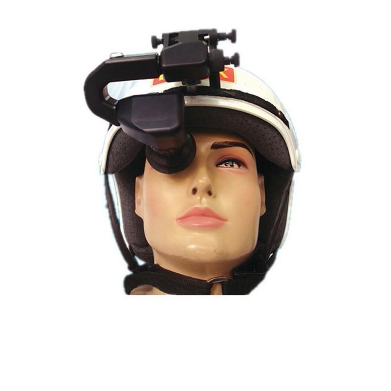 Hmd21 helment mount monocular display