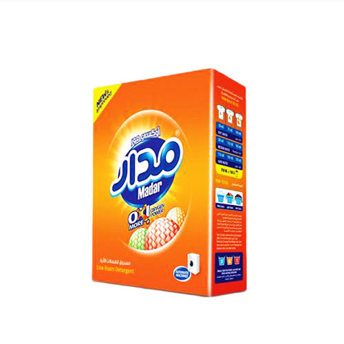 Oxi more- low foam detergent