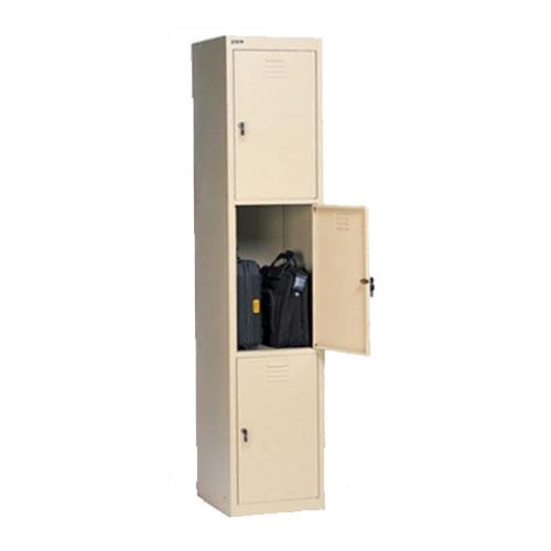 Steel locker 3 tier