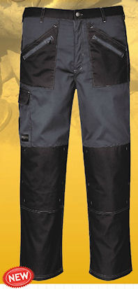 Pw-ks12 chrome trouser