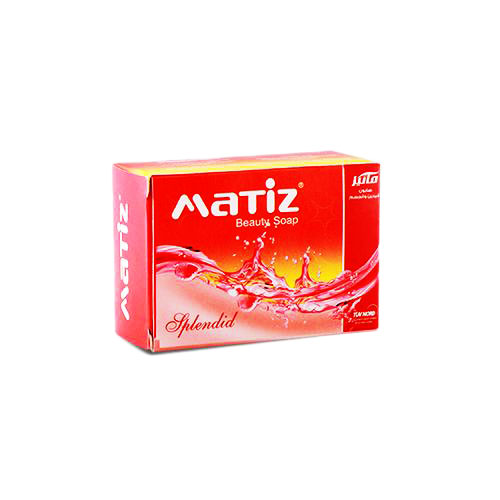 Beauty soap red