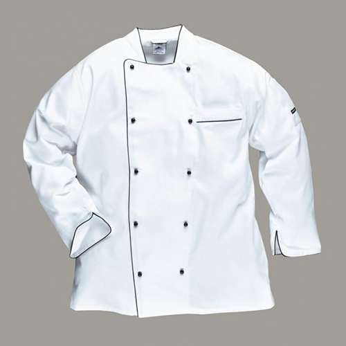 Pw-c776 executive chefs jacket