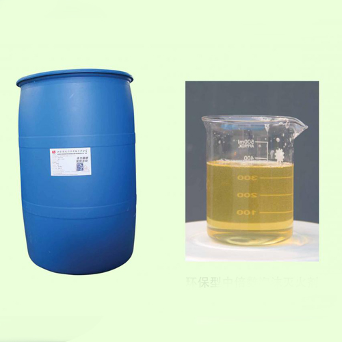 Environmental protection in the multiple foam fire extinguishing agent