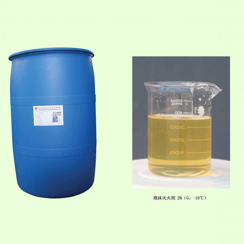 2% water-resistant high-foam-resistant fire extinguishing agent