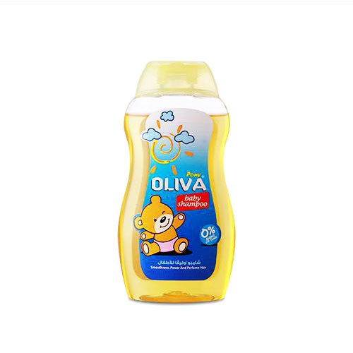 Shampoo kids yellow