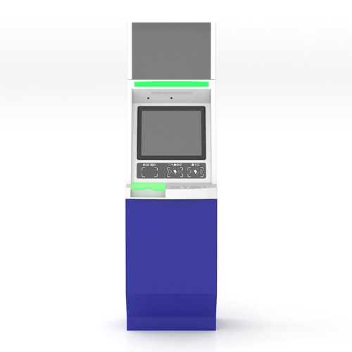 Tvm-n02 self-help ticket machine