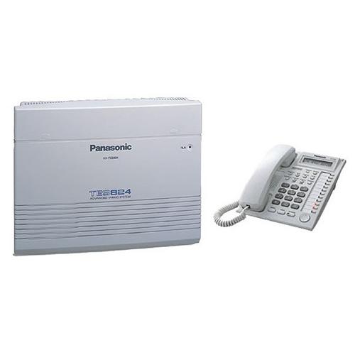 Pabx system panasonic kx-te 824
