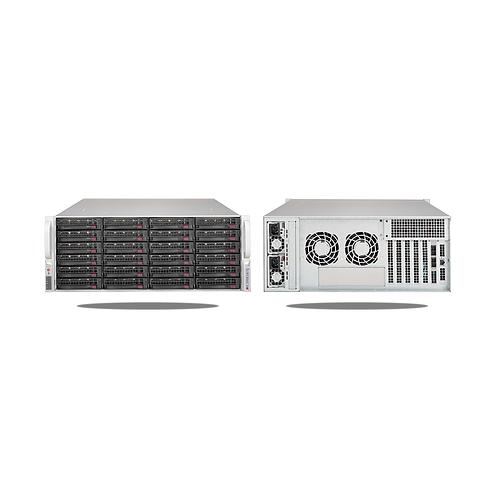 Rackmount 4U Networking Video Recorder - IOR-4660-E20_2