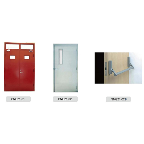 Fire doors & accessories