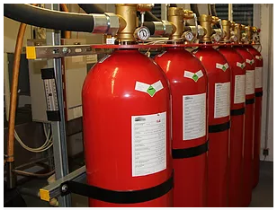 Ul listed hfc227ea fire extinguishing agent