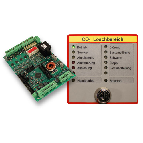 Extinguishing control panels_2
